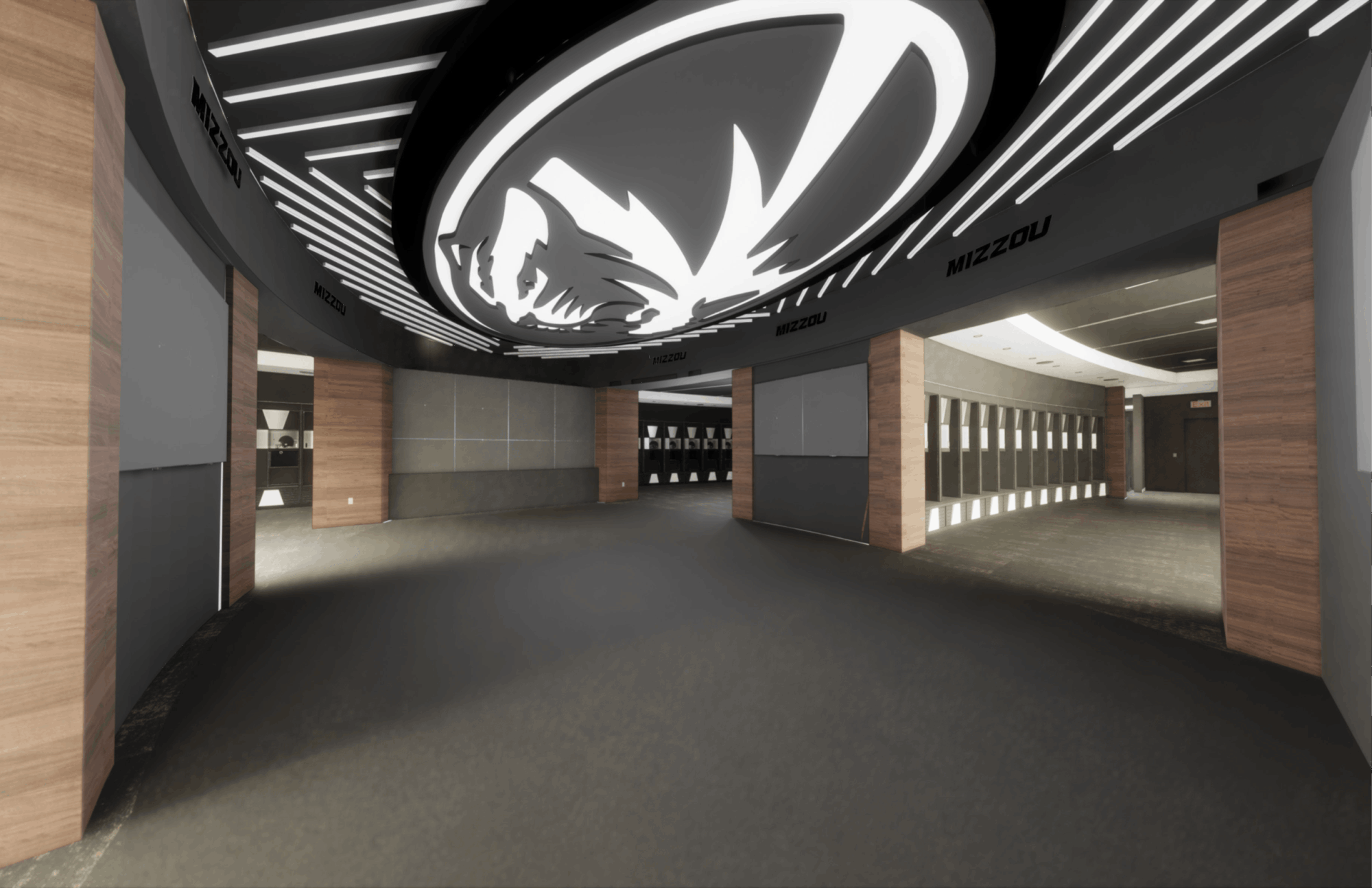Locker Room/Team Area