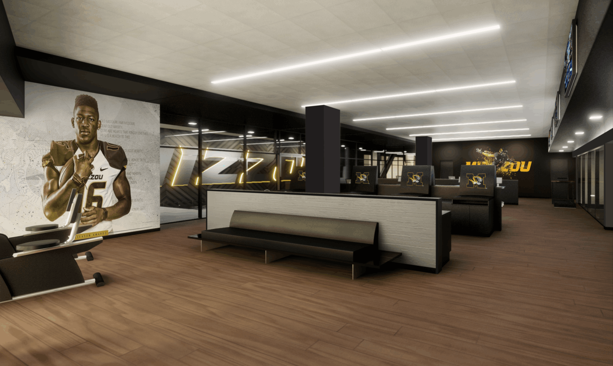 Training Room: Lobby